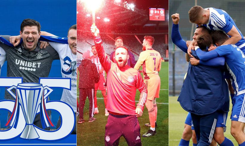 Champions League 2021-22: Ο Ολυμπιακός και οι άλλοι ...