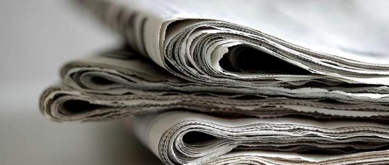 Εφημερίδες ή... πεπόνια;