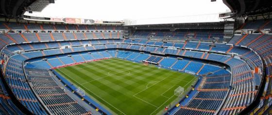 Ρεάλ Μαδρίτης - Σαντιάγκο Μπερναμπέου