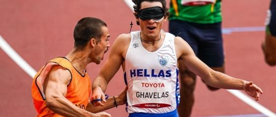 παγκόσμιο ρεκορ παραολυμπιακοί