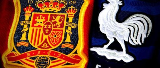Nations League Ισπανία Γαλλία
