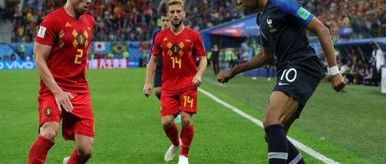 Βέλγιο Γαλλία