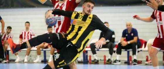 Oλυμπιακός- AEK