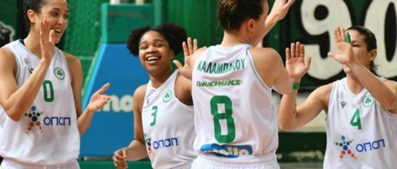 Μπάσκετ γυναικών Παναθηναικός