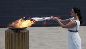 Φλόγα Χειμερινοί Ολυμπιακοί Αγώνες
